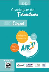 Catalogue AIR enfant 2022